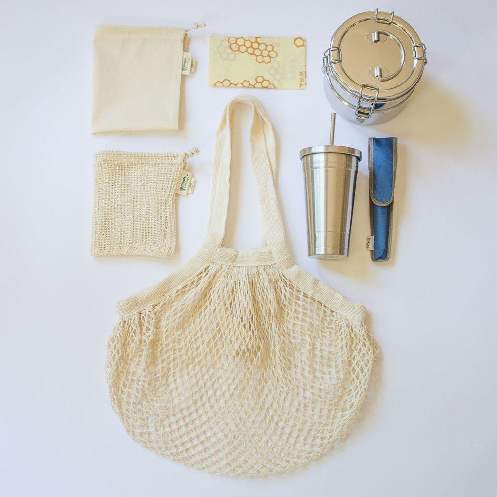 Products available from: https://wildminimalist.com/collections/market/products/zero-waste-starter-kit