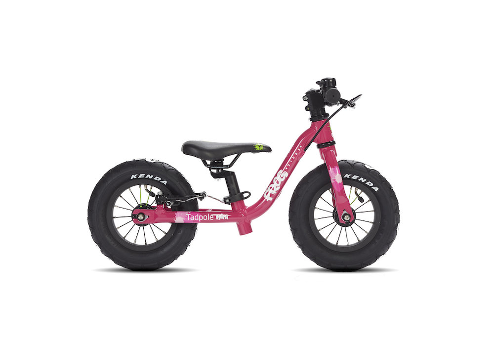 Tadpole mini in pink