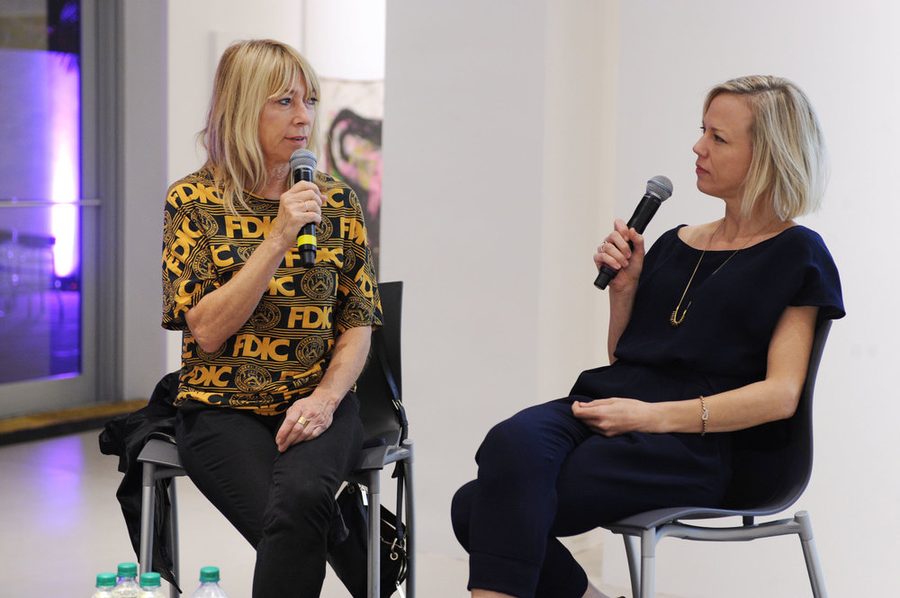 KIM GORDON: IN CONVERSATION WITH AMANDA KEELEY