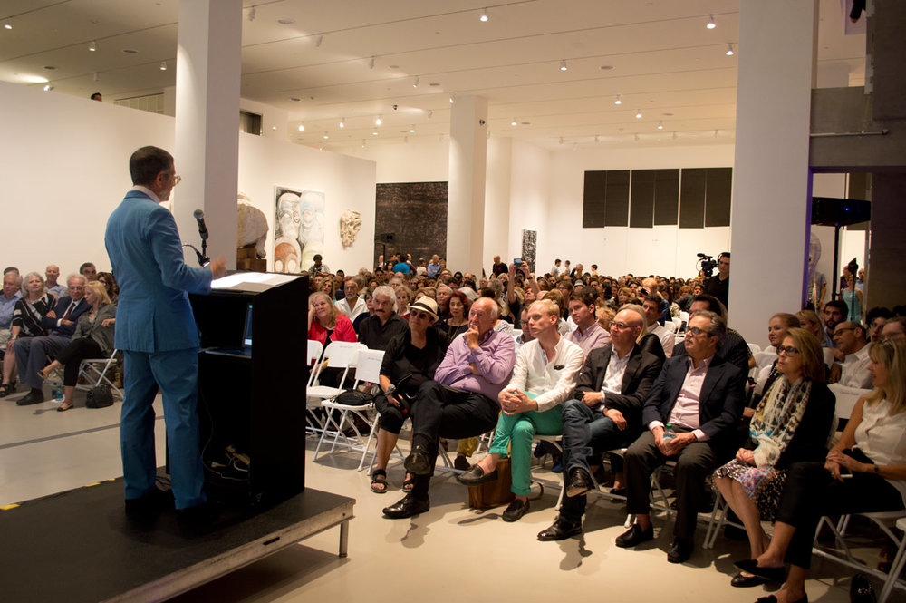 LECTURE WITH JEFFREY DEITCH: THE PAINTING FACTORY