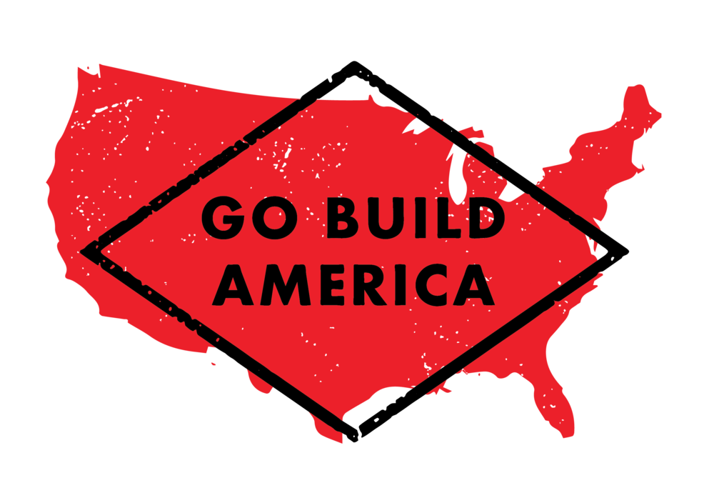 Go Build America –diamond alt logo