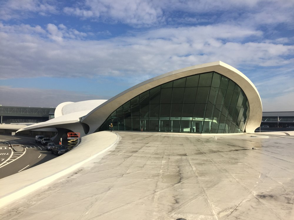 TWA Flight Center -