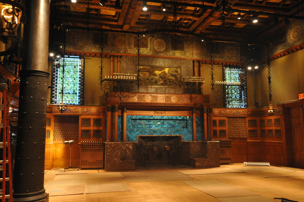 The Veterans' Room, Park Avenue Armory