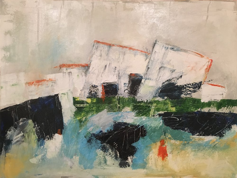 2 to Tango | 48x36 | sold
