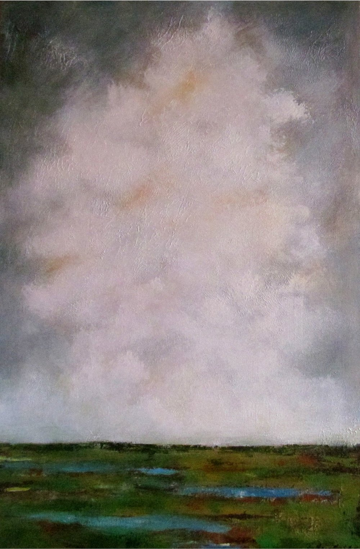 Smokescreen | 30x48
