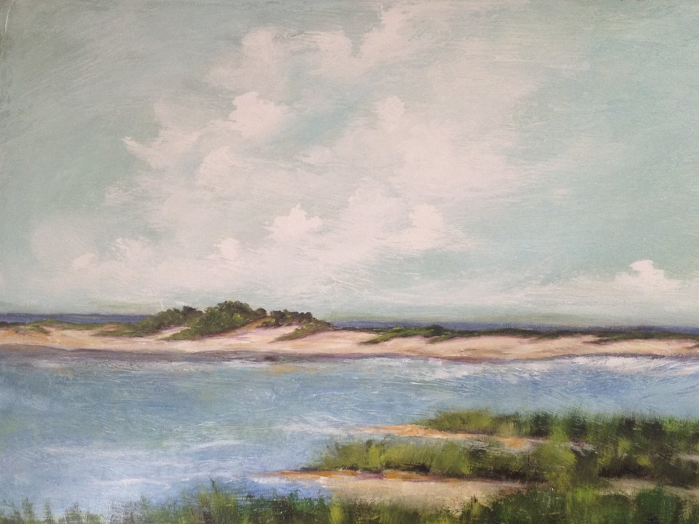 Coastal Bliss | 48x36
