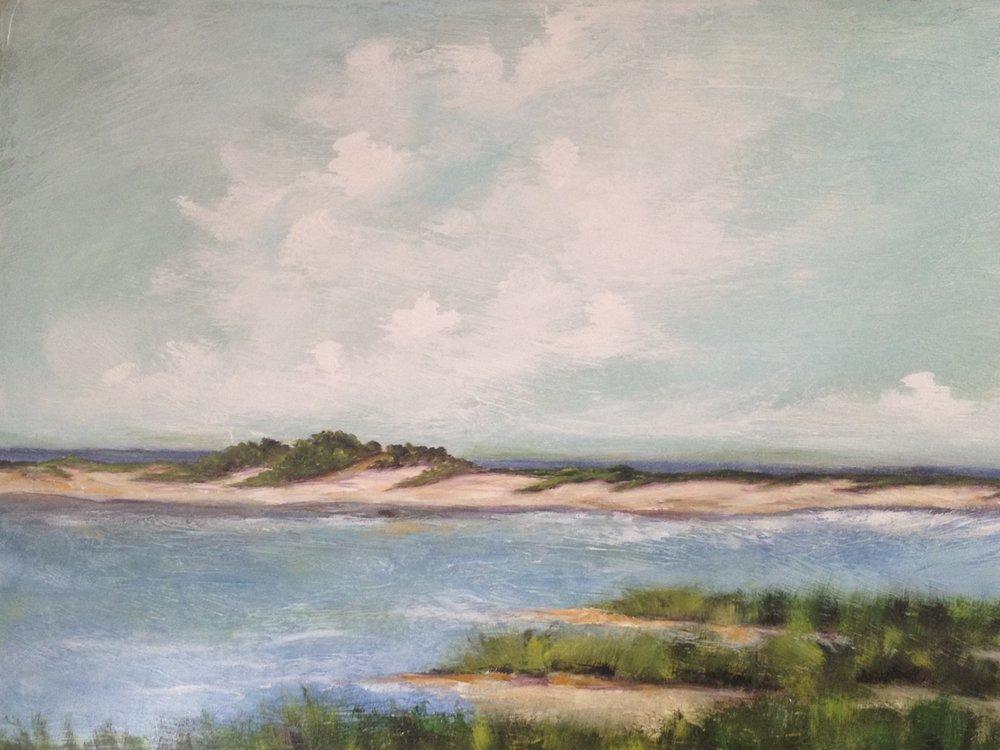 Coastal Bliss | 48x36