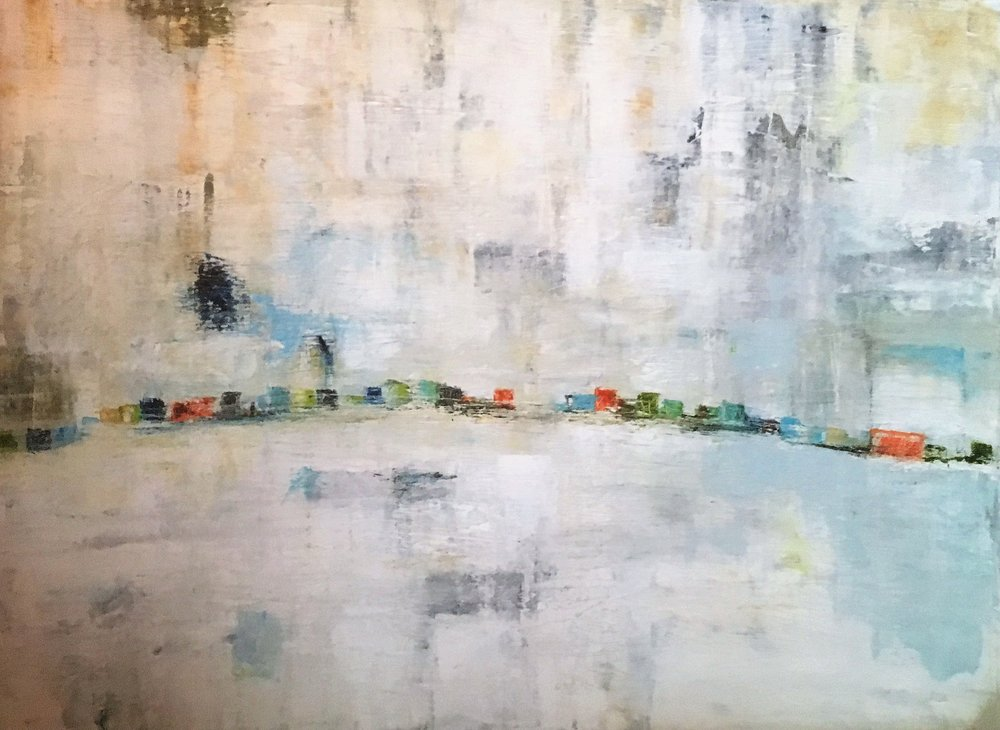 White Out |48x36