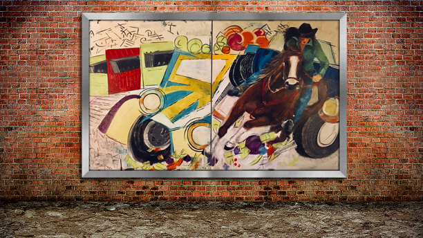 horse on wall.JPG