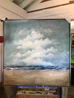 Soothing Scenery   48 x 48   SOLD
