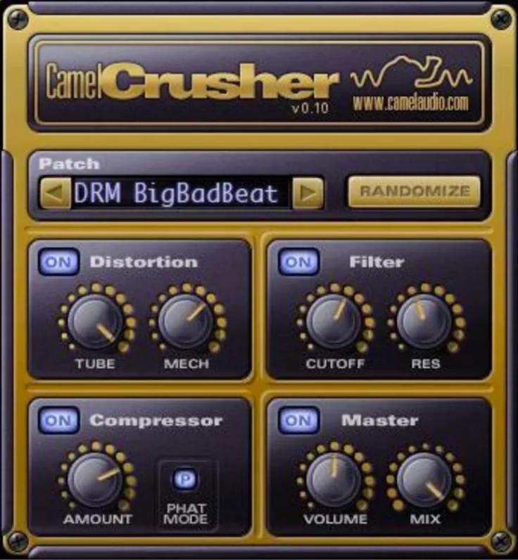 camel crusher modern music maker.png