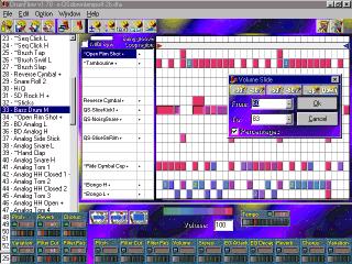 Drumflow midi drum loops program