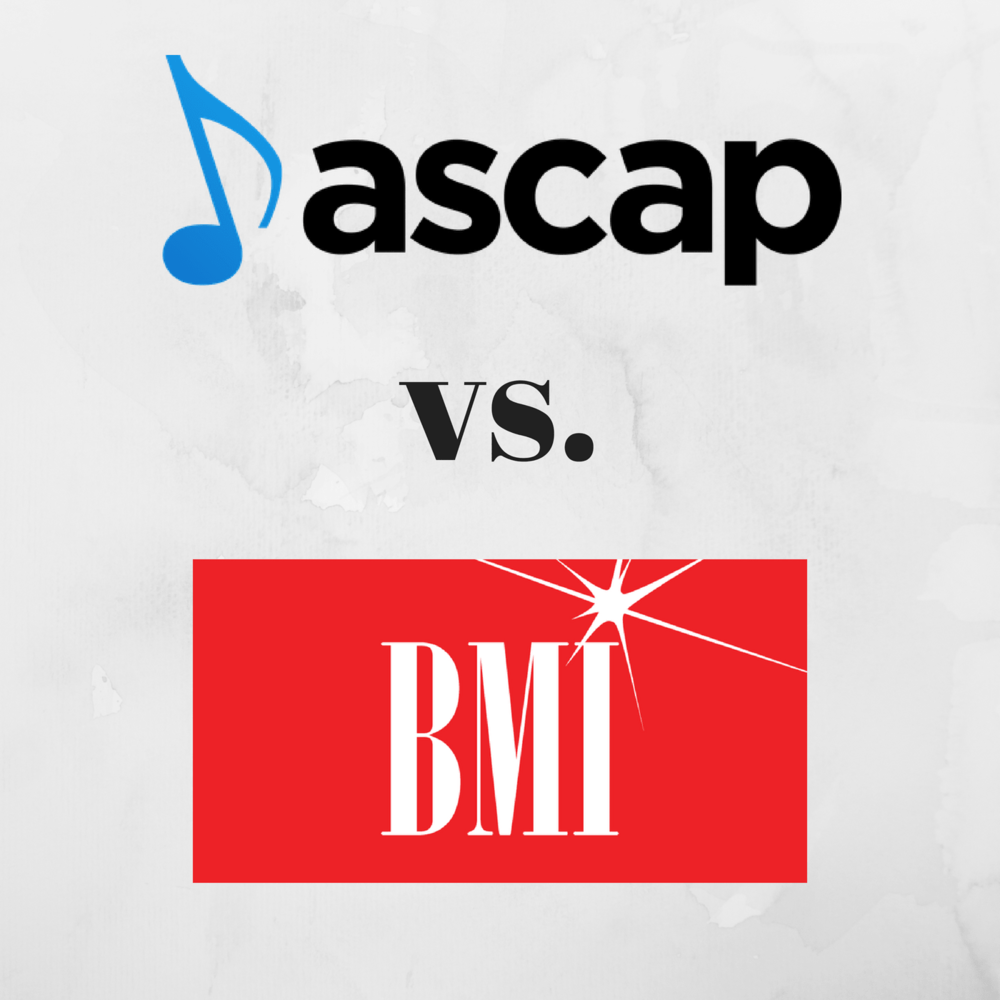 Best performance rights organization ASCAP vs BMI