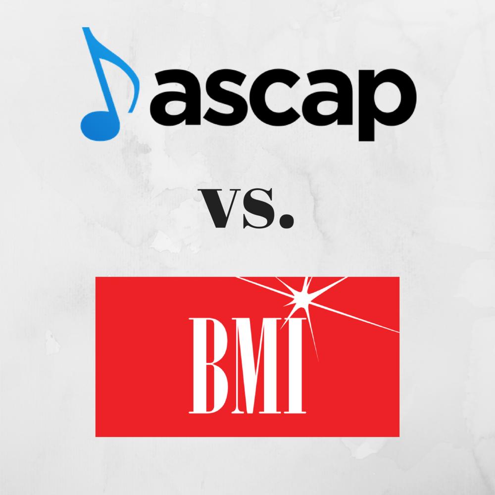 Best performance rights organization ASCAP vs BMI