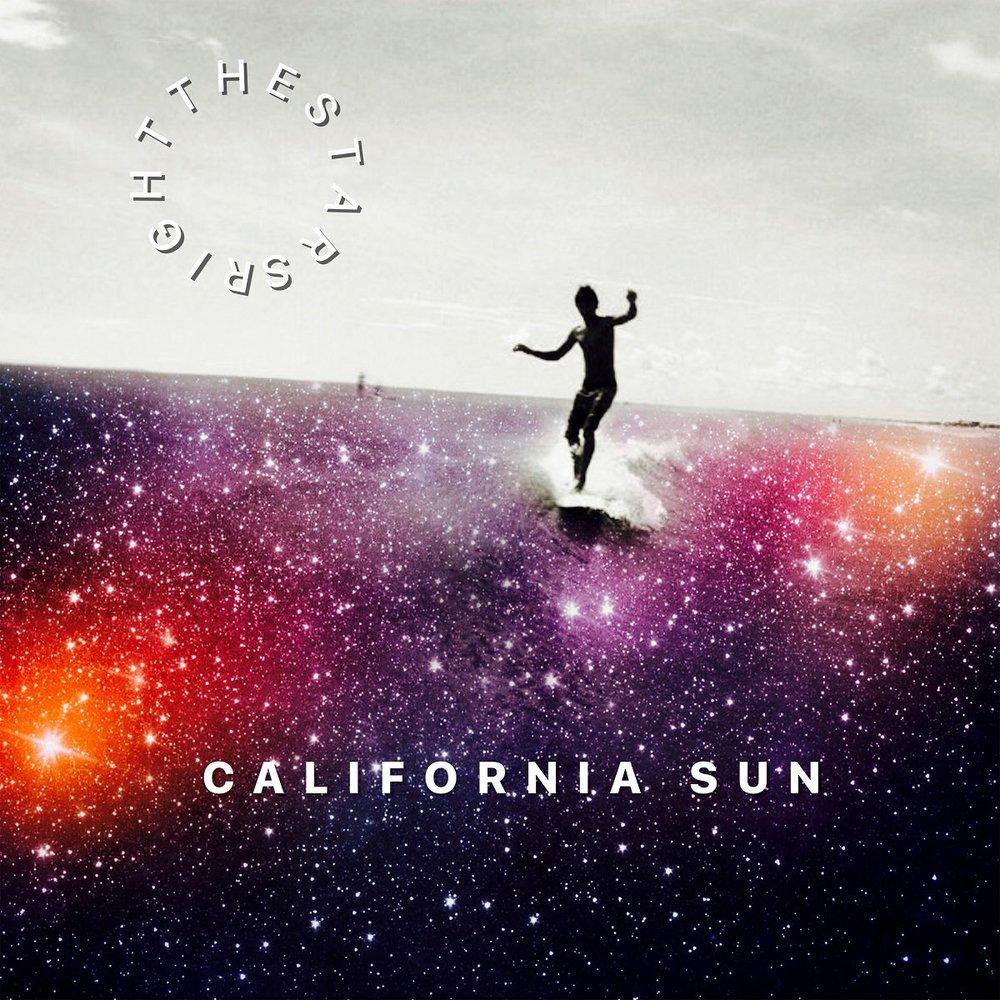 right the stars California sun