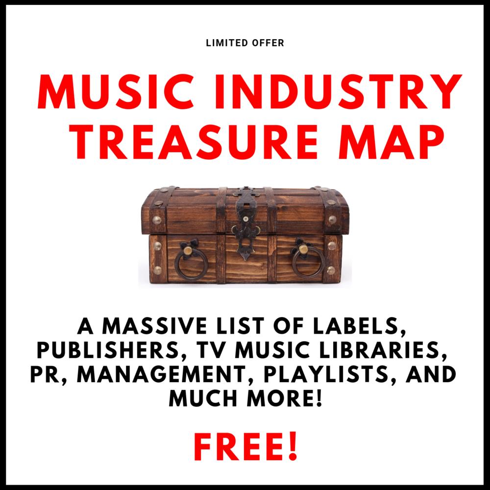 music industry links