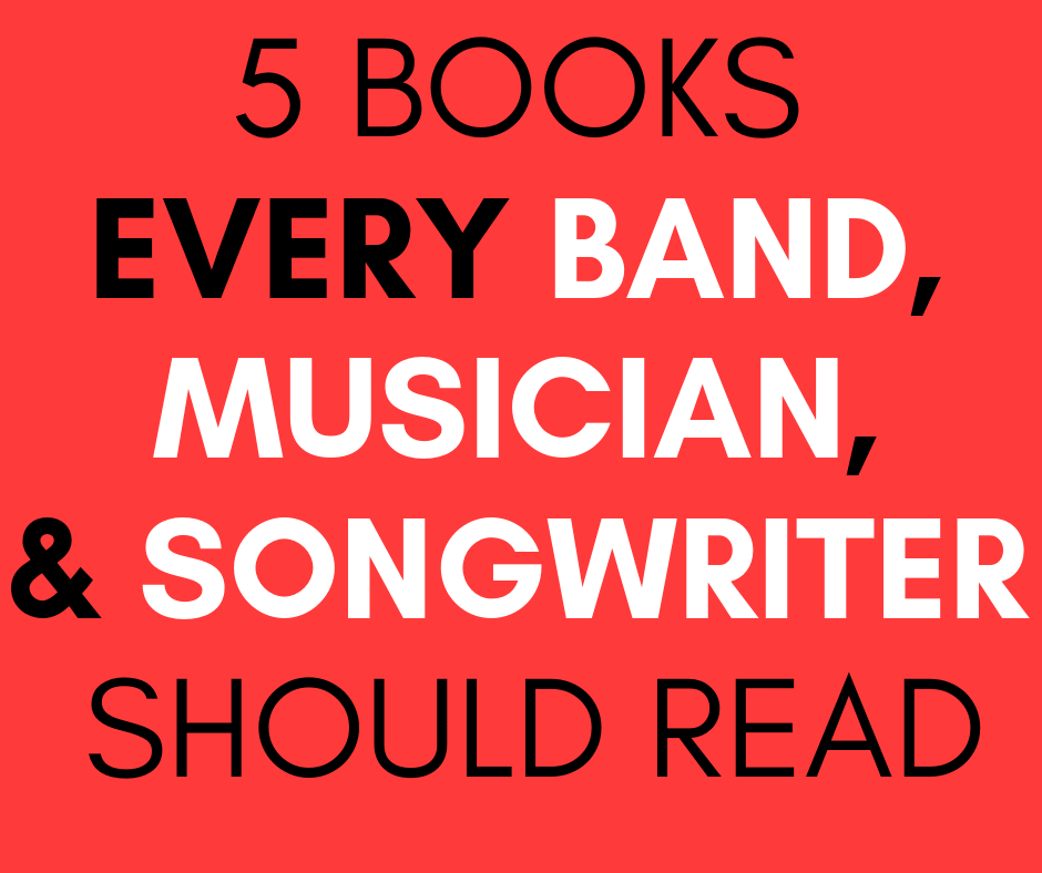 books for songwriters
