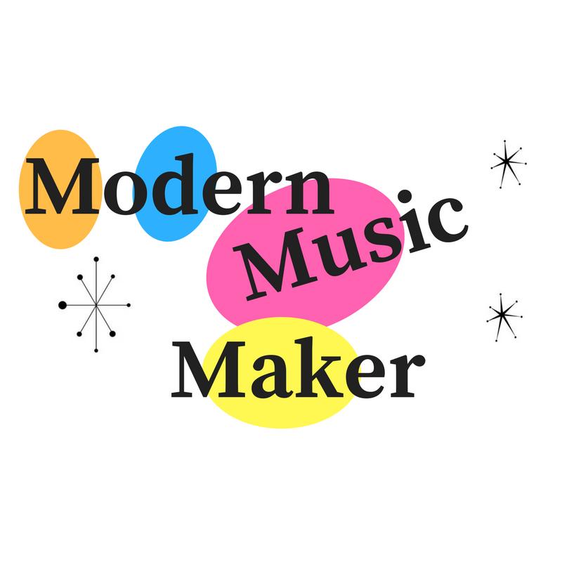 Modern Music Maker logo