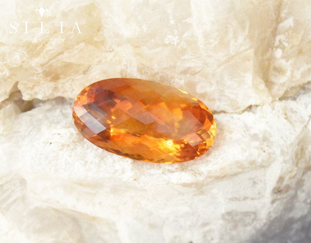Citrine Here Comes The Sun Silia Gems Jewelry