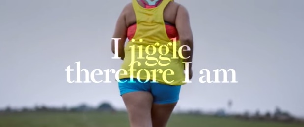 #thisgirlcan - I jiggle therefore I am