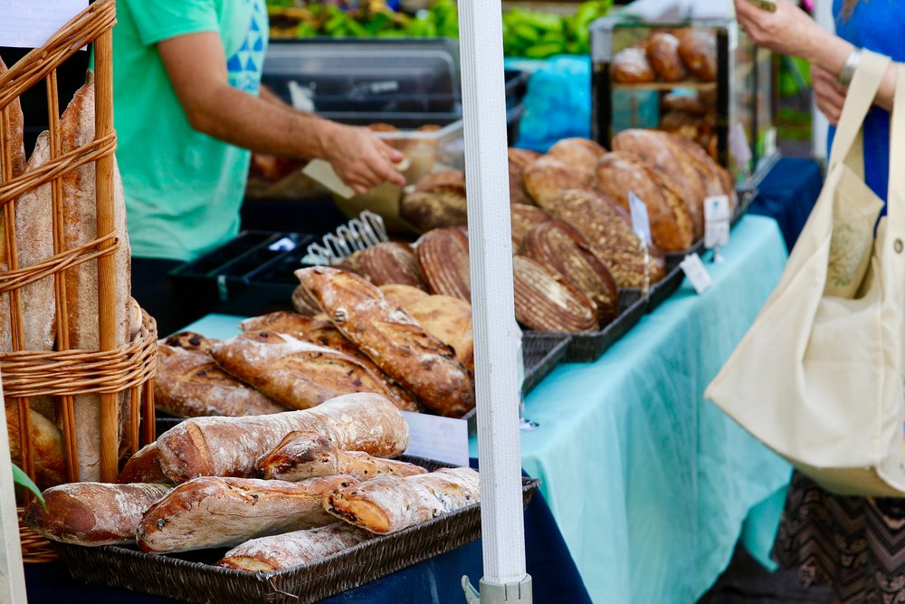 Kakaako Farmers Market - So many fresh local artisans  333 Ward Ave, Honolulu, HI 96814