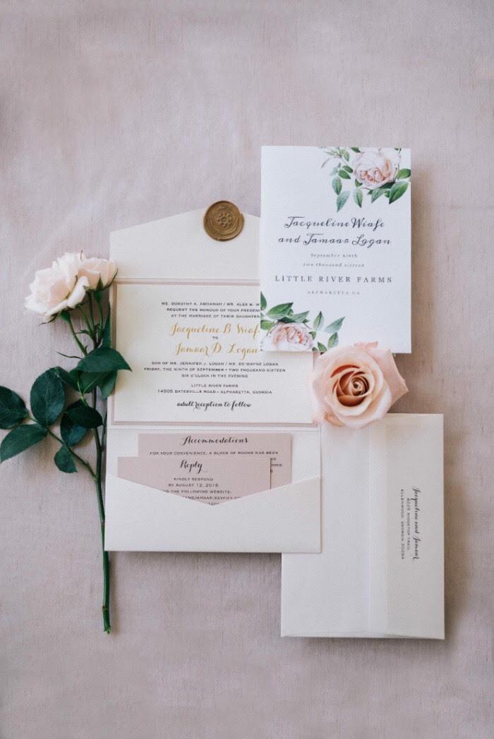 Little River Farms — Studio LMC - custom bespoke wedding and event ...