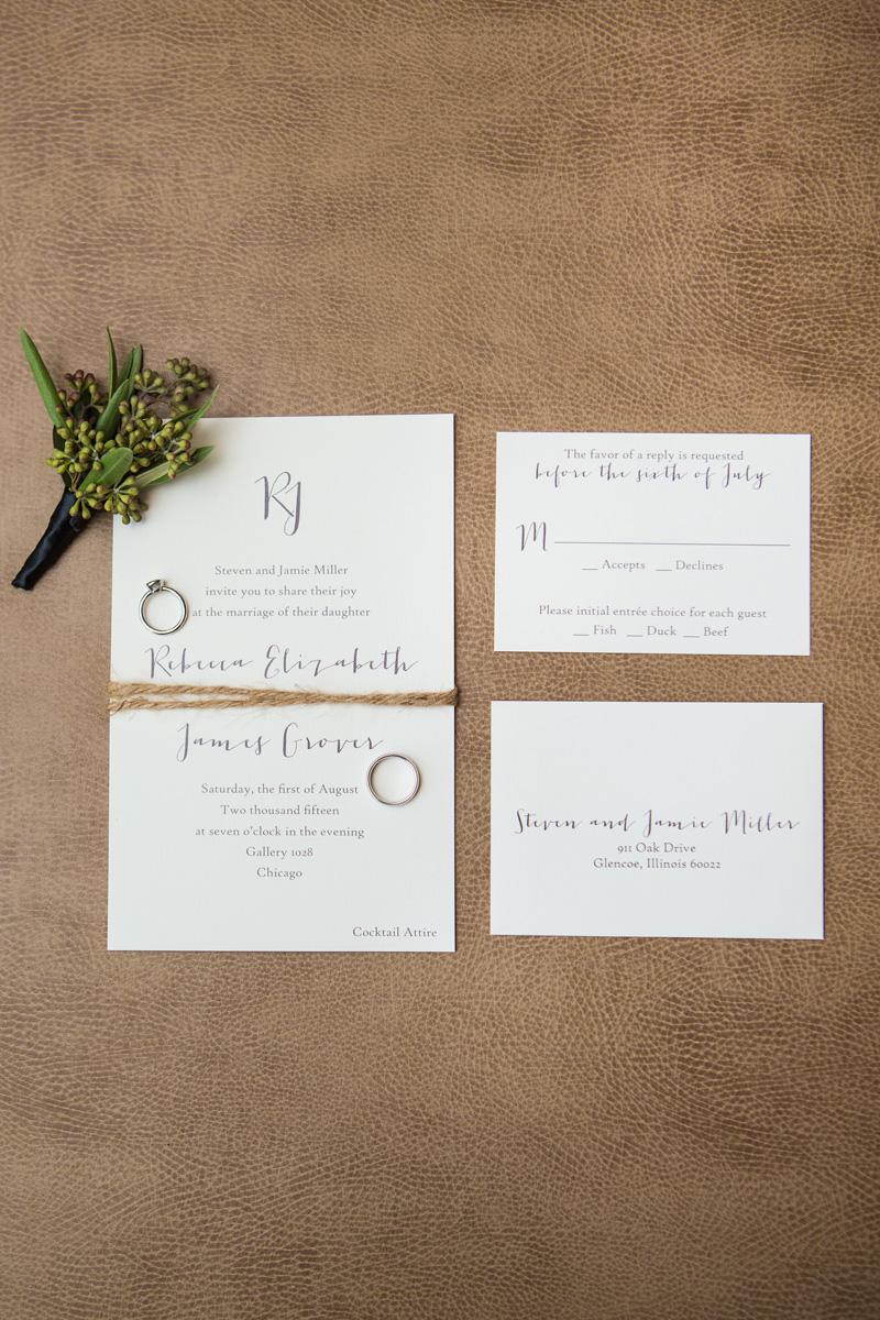 Gallery 1028 — Studio LMC - custom bespoke wedding and event invitations