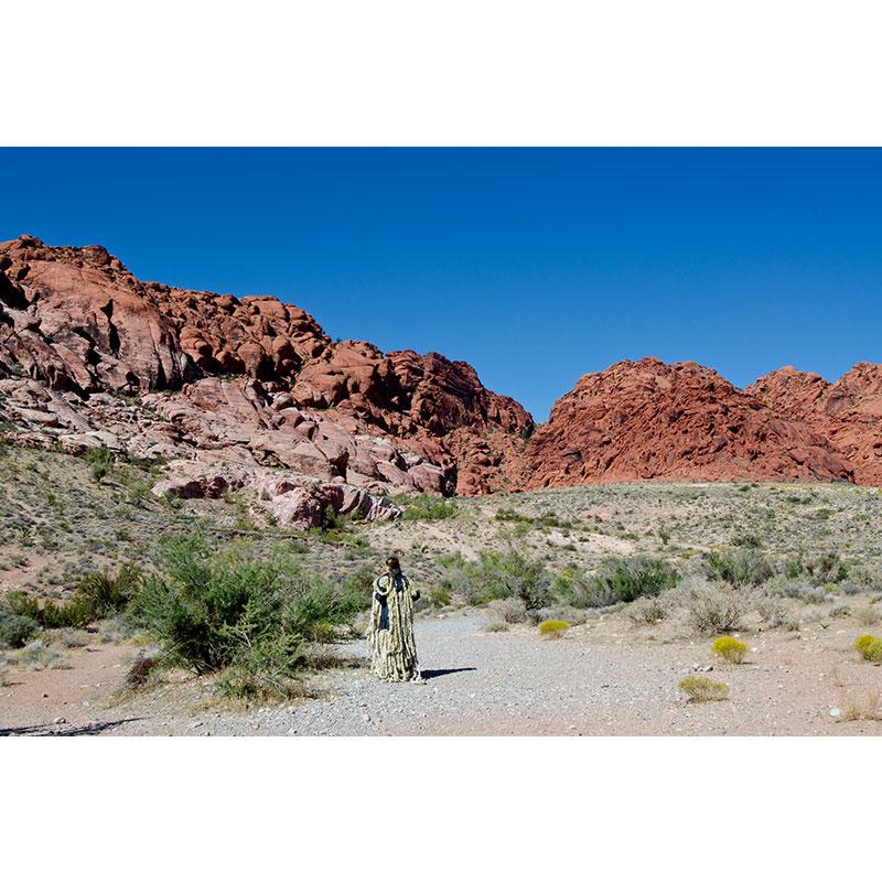 "Desert , 2011 digital c-print 24 x 36"" image 25 x 37"" framed Edition of 5, 2AP  Inquire >"