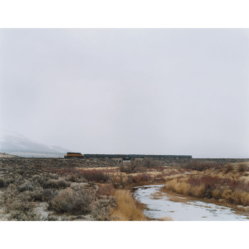 """UP from Cuervo's Camp, Doyle , 2007 digital c-print 40 x 50"""" image 41.25 x 51.25"""" framed Edition of 6  Inquire >"""