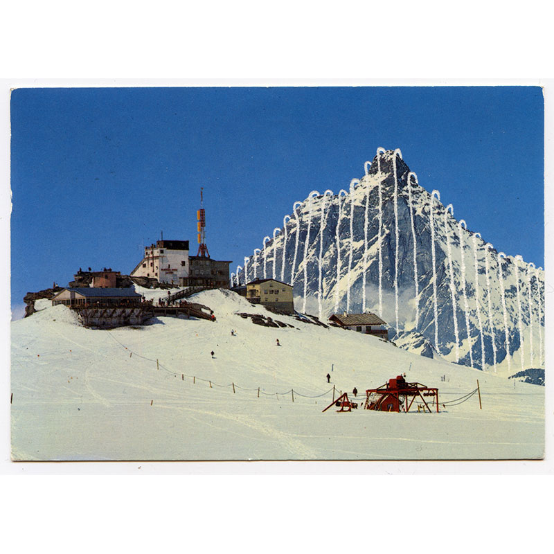 """Carved Postcard #2 , 2010 archival inkjet print on Arches rag 22.25 x 30"""" paper Edition of 2  Inquire >"""