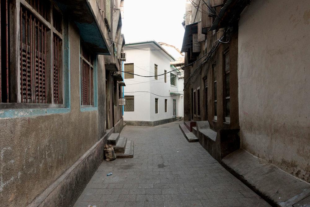 "Zanzibar IV , 2015 pigment inkjet print 18 x 27"" image 26.25 x 35.25"" framed"