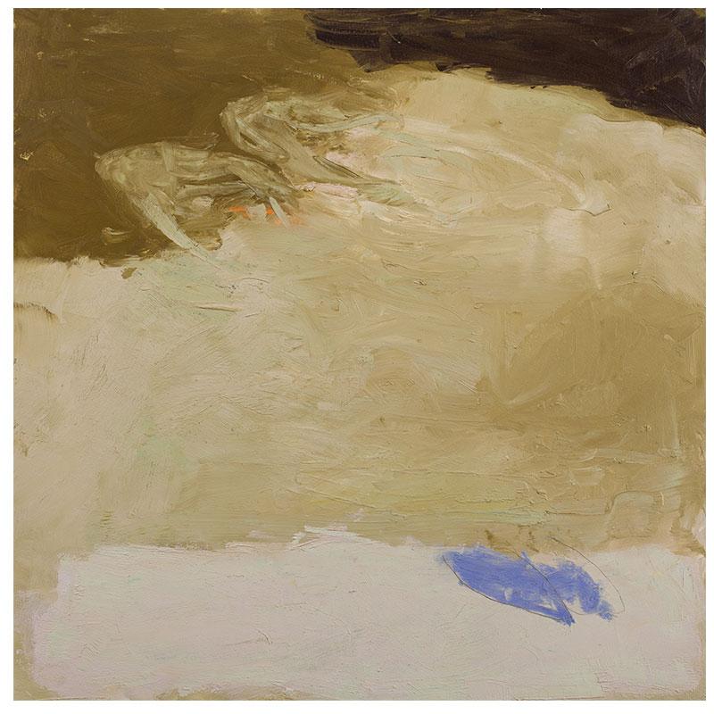 "Towards , 2015 oil on arches oil paper 20 x 20""  Inquire >"