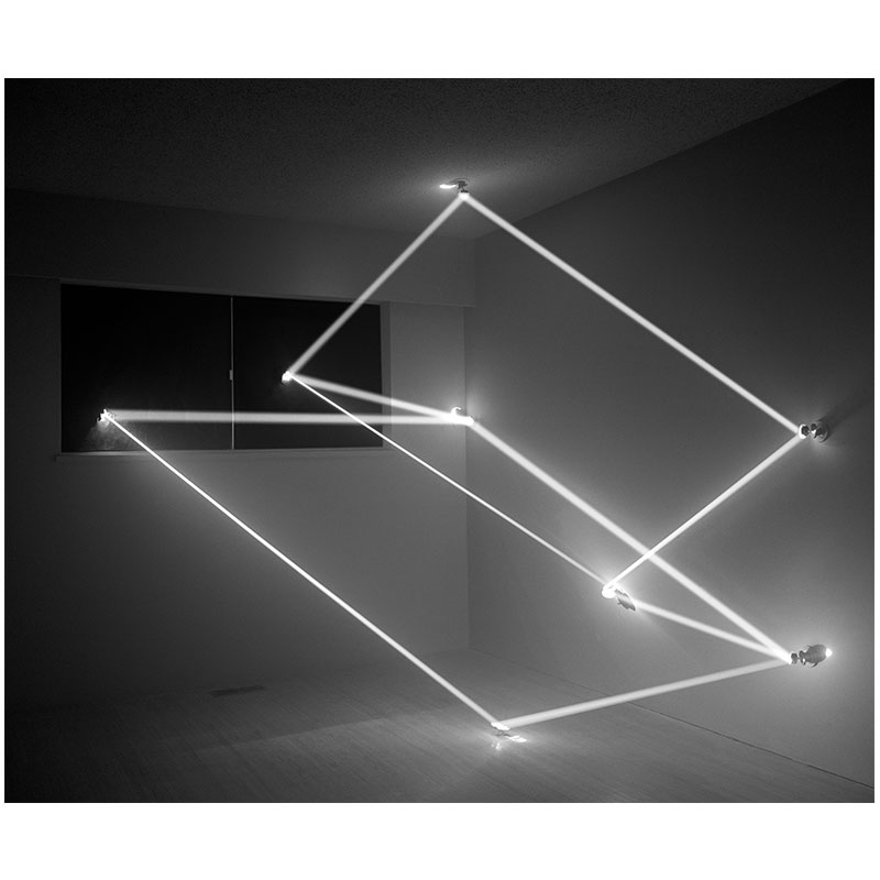 """James Nizam   Thought Form (Fold) , 2011 archival inkjet print 30 x 36"""" Edition of 5  Inquire >"""