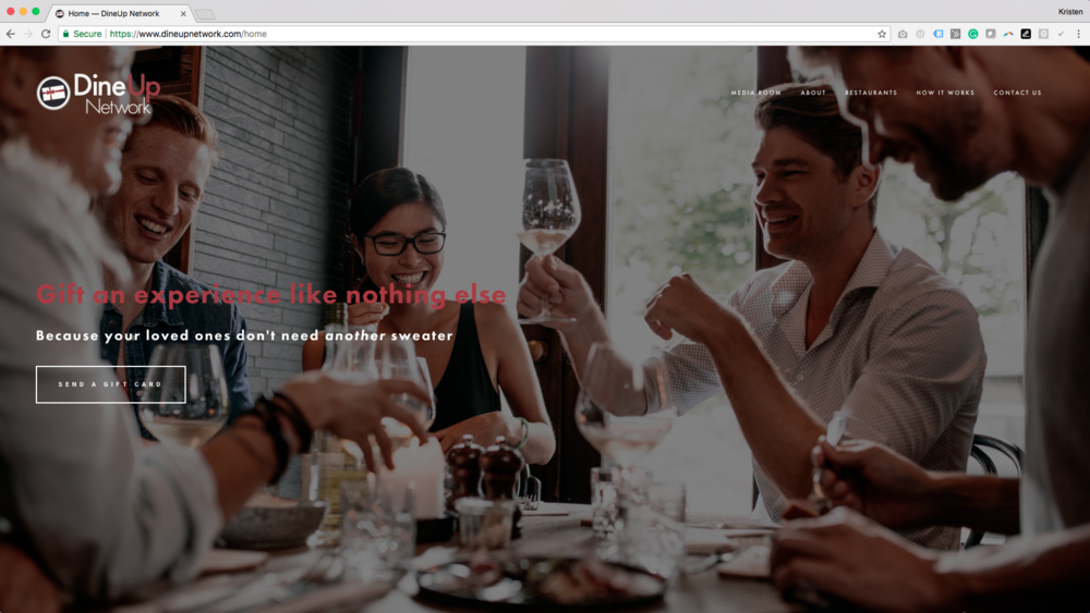 DineUp Network