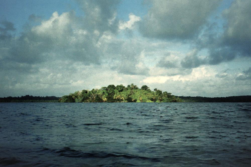 L' île Aux Forbans