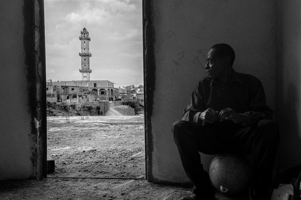 Mosquée de Domoni / Anjouan