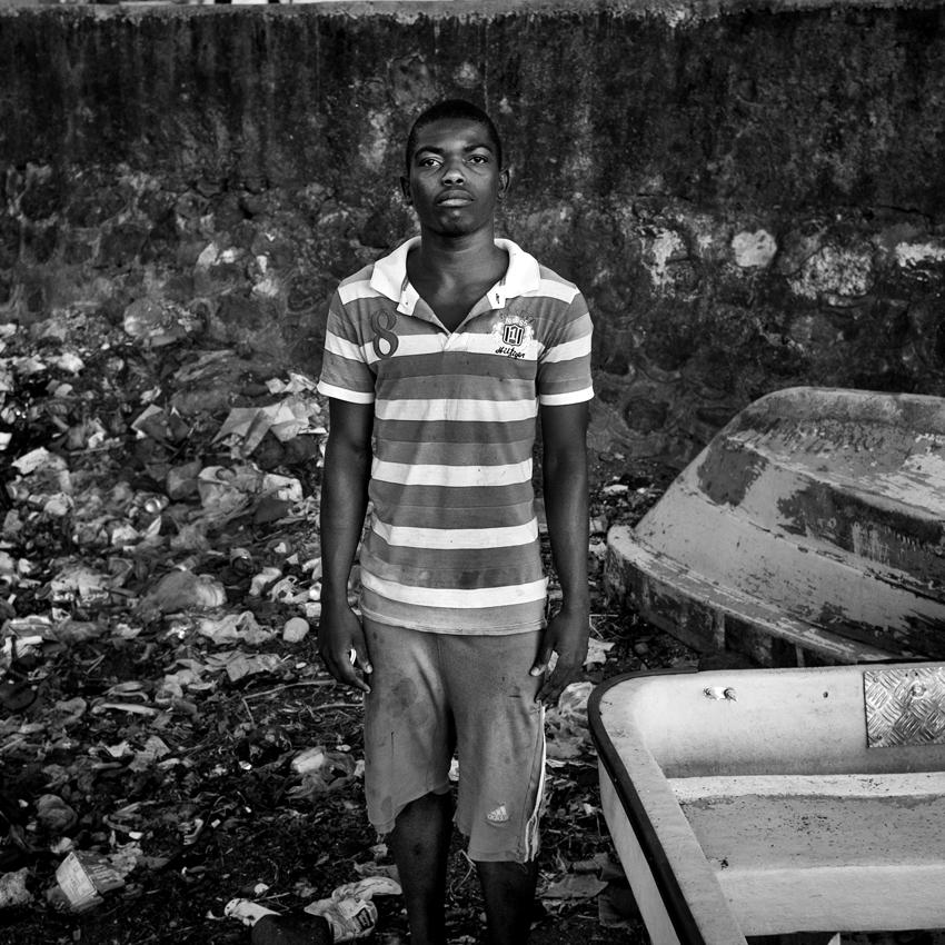 Bacar Combo - Port de Mutsamudu / Anjouan