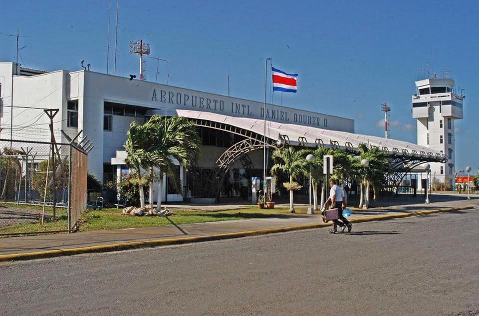 LIBERIA AIRPORT -