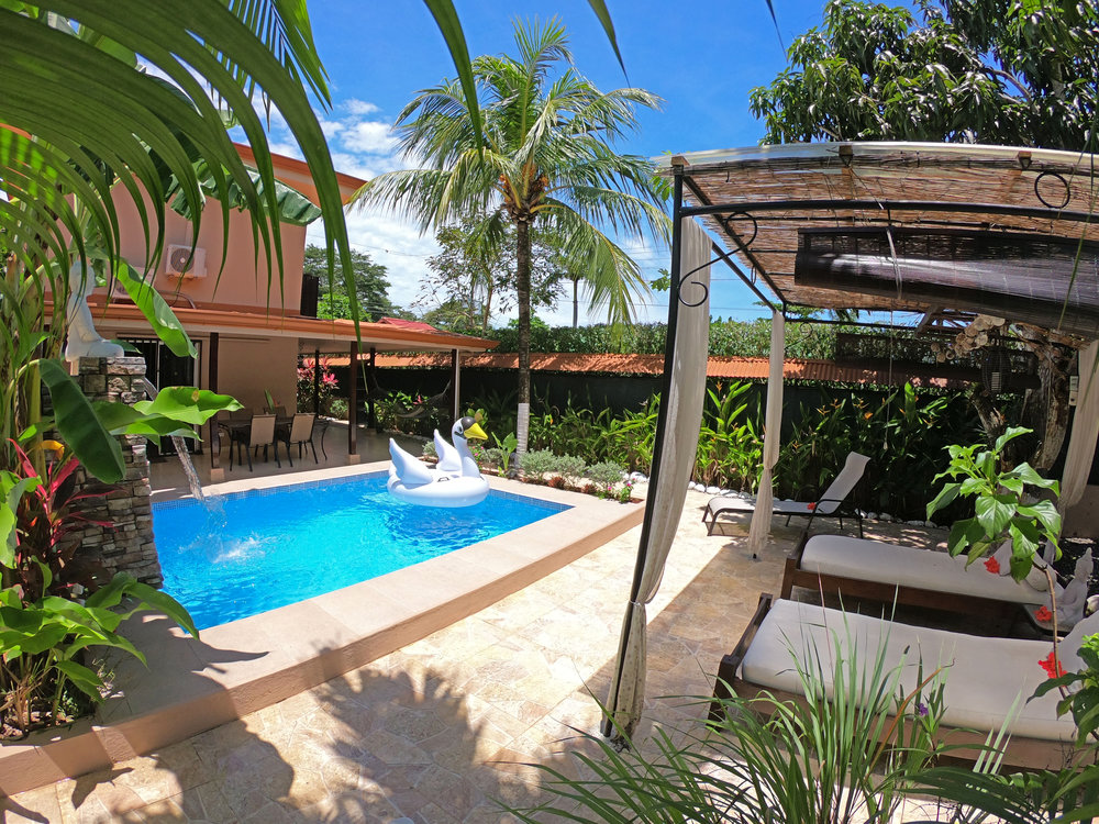 Casa Tortuga - Your #1 beach house rental in Jaco Beach