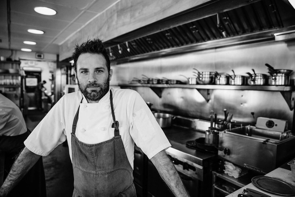 Chef Nathan Lemley of Foreign & Domestic