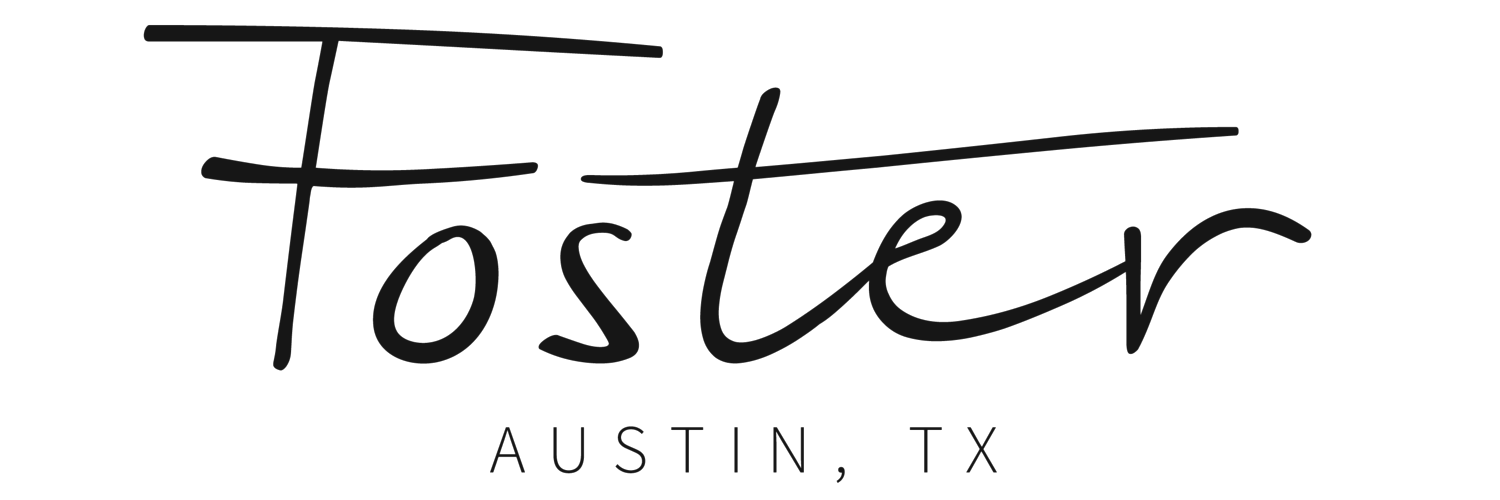 Foster ATX — Curated Experiences, Pop-Up Dinners, Concerts, Private Events
