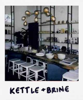 Kettle + Brine -