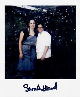 Chef Sarah Heard - Foreign & Domestic