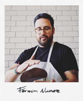 Chef Fermin Nuñez - Suerte