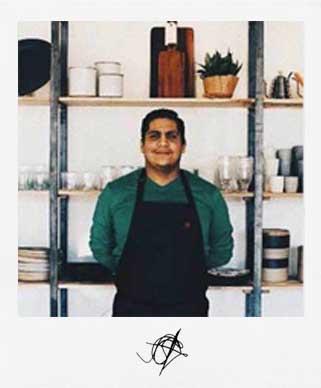 Chef Sergio Ortega - Mercado Hollywood