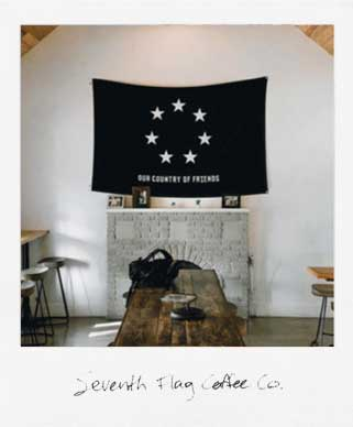Seventh Flag Coffee Co. -