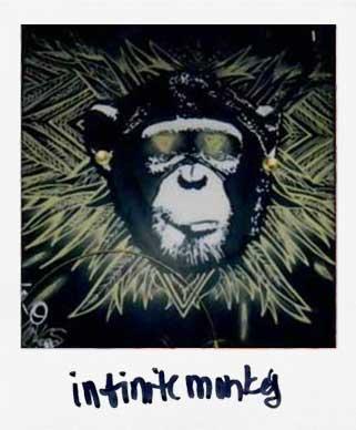 Infinite Monkey Theorem -