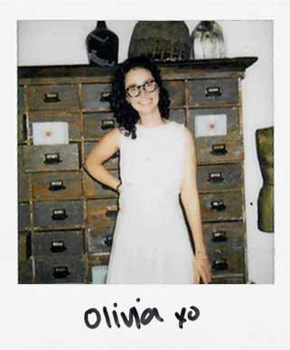 Olivia's backyard -