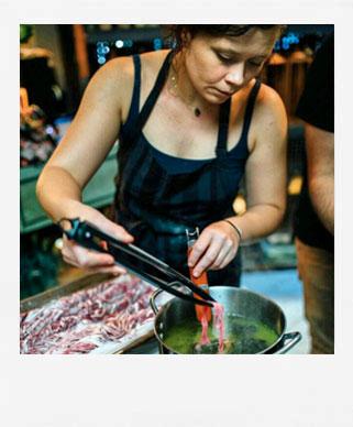 Chef Beth Dibaggio - La Pera
