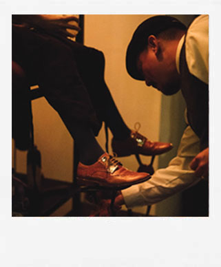 Ricky D - Shoe Shiner